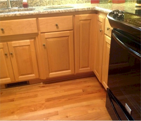 stripping paint from kitchen cabinets get your cabinets professionally stripped of stain or paint 8393